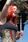 2013-01-31 Delain 70000 Tons of Metal (2/2)